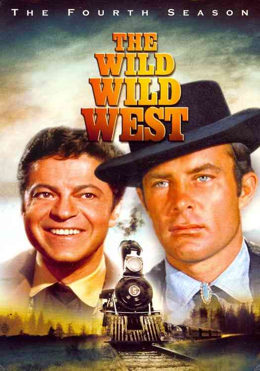 WILD WILD WEST:FOURTH SEASON BY WILD WILD WEST (DVD)