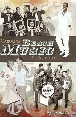Carolina Beach Music By Simmons, Rick